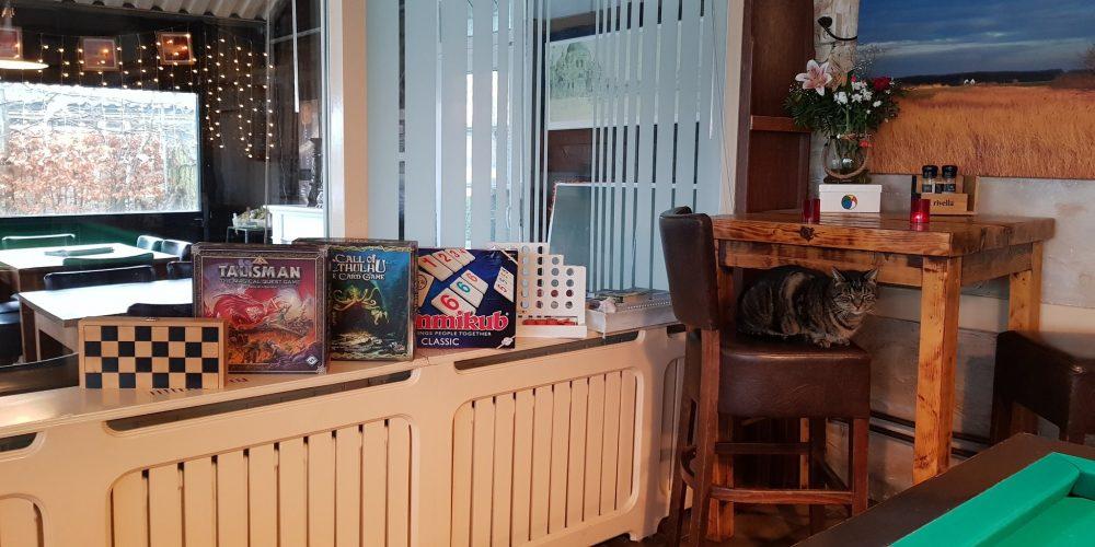 Het Jachthuis Maasland - Spellen in de wintermaanden